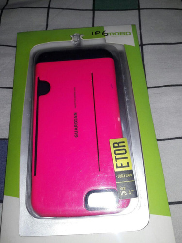 Forro Protector Para iPhone 6