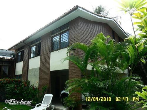 Imagem 1 de 30 de Casa Residencial À Venda, Casa Forte, Recife - Ca0257. - Ca0257