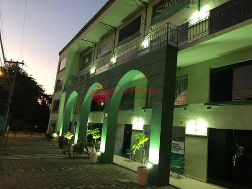 Lojas Para Venda E Locação Com 40 M², Em Excelente Localização !! - 931542