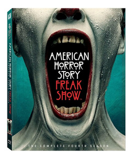 American Horror Story [freak Show] Bluray, A Pedir !