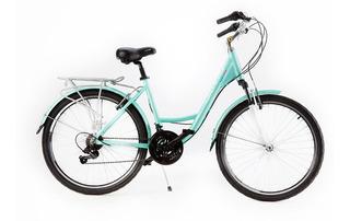 Bicicleta Stark Olivia Aluminio Rodado 26 - Star Cicles
