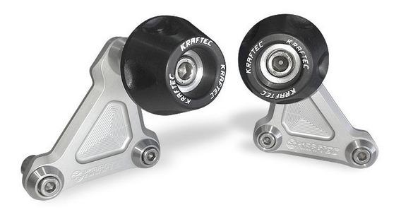 Sliders Carenado Motor Ktm Duke 200 - Kraftec Oficial-