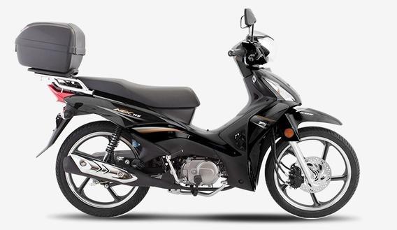 Honda Biz | Haojue Nex 115 Fi 2021 0 Km (m)
