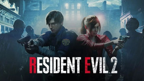 Resident Evil 2 Remake (offline) Pc Steam Envio Imediato !