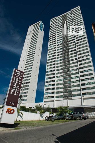Apartamento Padrão À Venda Em Caruaru/pe - Md21