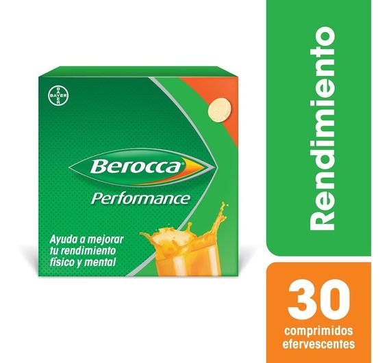Berocca Performance X 30 Comprimidos Efervescentes