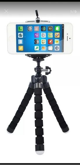 Tripé Para Celular E Câmera Fotográfica.