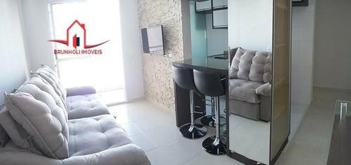 Apartamento A Venda No Bairro Vila Nambi Em Jundiaí - Sp.  - 3295-1