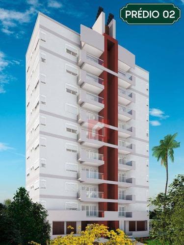 Imagem 1 de 17 de Apartamento Com 3 Dormitórios À Venda, 126 M² Por R$ 1.076.497,42 - Jardim Europa - Santa Cruz Do Sul/rs - Ap2046