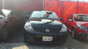 Nissan Tiida Sense 2015