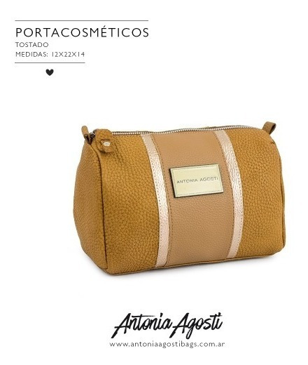 #portacosmeticos - Antonia Agosti