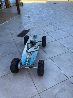 Skate Elétrico Sk8 800w Dropboards Tronik Like - Usado