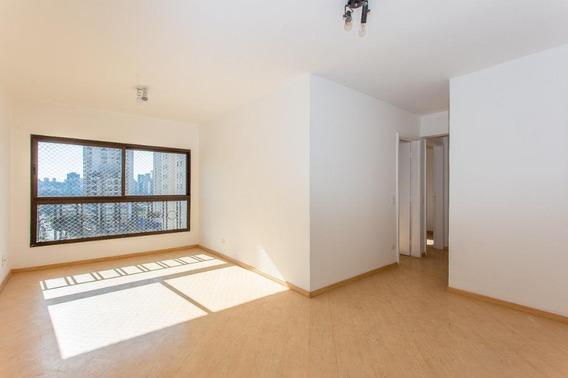 Apartamento Em Brooklin, São Paulo/sp De 68m² 2 Quartos À Venda Por R$ 540.000,00 - Ap288481
