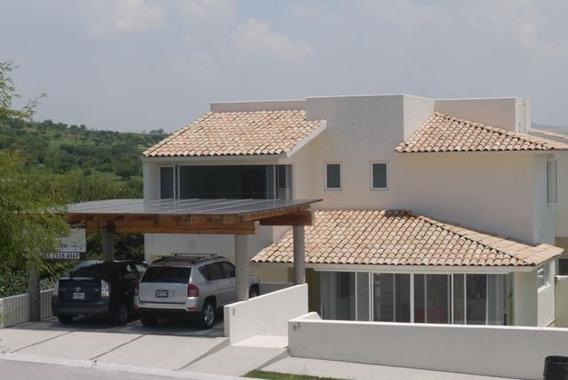 Casa En Condominio En Renta, Camelias, Amanali Club De Golf &náutica