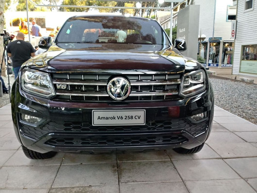 Volkswagen Amarok 3.0 V6 Cd Highline 021 4x4 At Okm