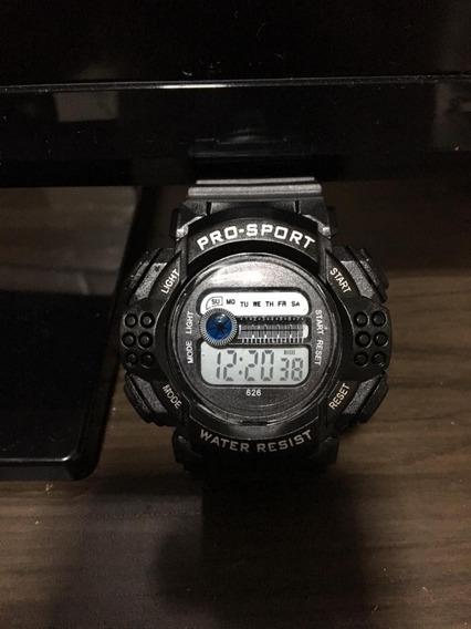 Relógio Pro-sport A Prova Da Água !