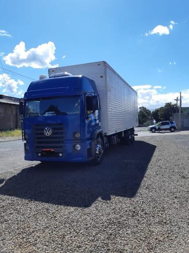 24-250 / Costellation Baú Truck Vw 2007