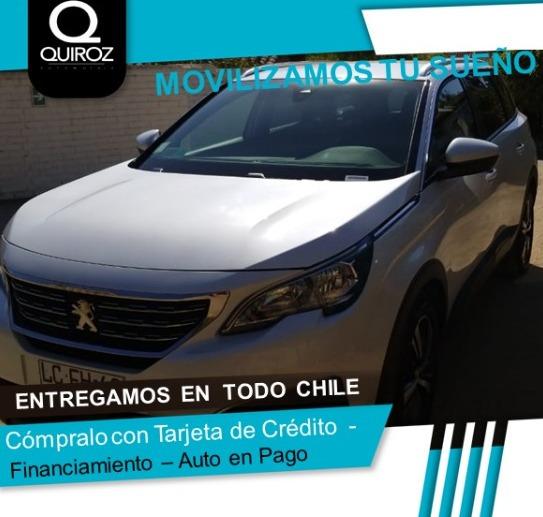 Peugeot 5008 Blue Hdi 1.5 Full At 2019