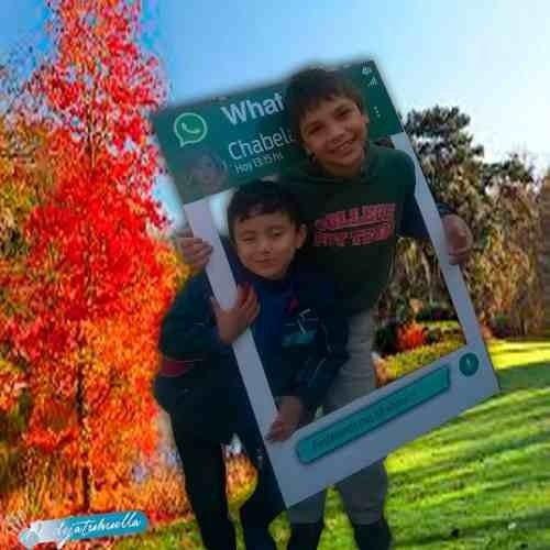 Marco Selfies Medida Gigante Personalizado