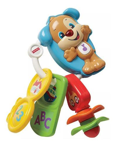 Imagem 1 de 3 de Chaveiro Divertido Aprender E Brincar - Fisher Price