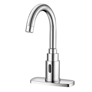 Llave Automatica Sensor Infrarrojo Para Lavaplatos Y Baño
