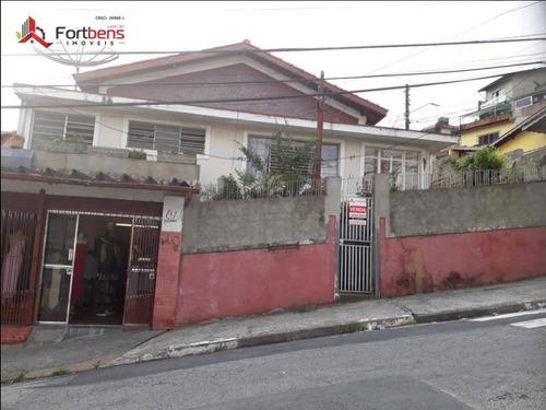 Casa Residencial À Venda, Perus, São Paulo. - Ca0623