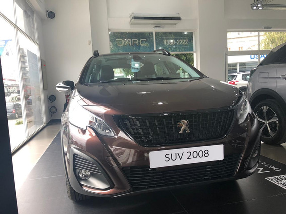 Peugeot 2008 Feline 1.6 Tiptronic Am20 $ 1.521.100