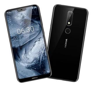 Nokia X6 Tela 5.8 6g/64 Rede 4g Versão Global C Frete Gratis