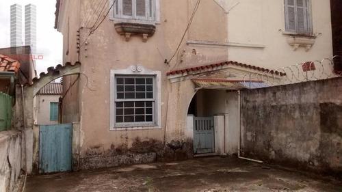 Sobrado À Venda, 100 M² Por R$ 800.000,00 - Mooca - São Paulo/sp - So1098