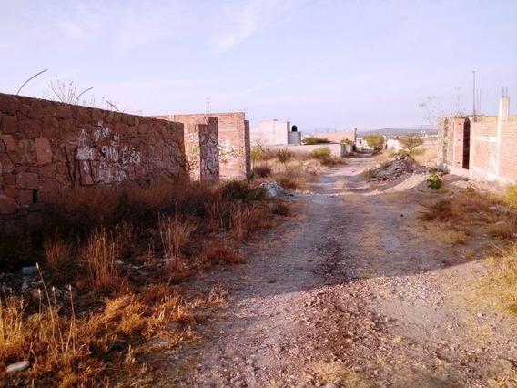 Terreno Listo Para Construccion De Vivienda Ubicado En San Juan Del Rio Queretaro
