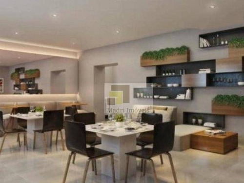 Apartamento Com 2 Dormitórios Para Alugar, 35 M² Por R$ 1.500,00/mês - Vila Leopoldina - São Paulo/sp - Ap2015