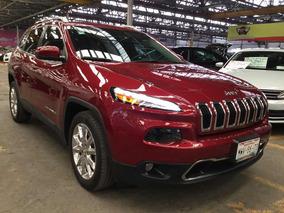 Jeep Cherokee Limited Aut Ac Navi 2016