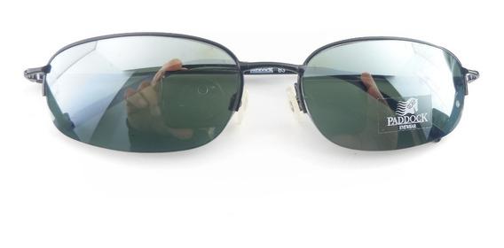 Óculos Sol Espelhado Fio De Nylon, Molas, Paddock 1255c1