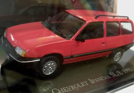 Coleção Chevrolet Ed. 38 - Ipanema (ano 1992)