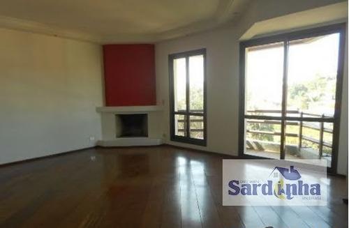 Imagem 1 de 15 de Apartamento Para Venda Ou Locação - Vila Sônia - Sp - 1435