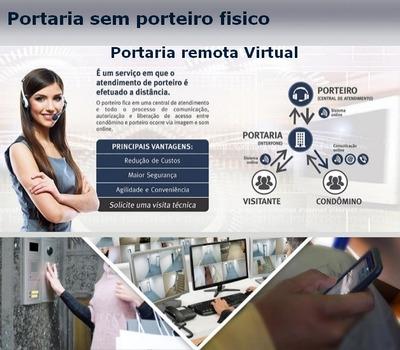 Portaria Remota / Portaria Virtual / Portaria Sem Porteiro