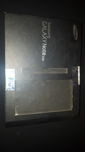 Caja Edicion Limitada Samsung Note Edge