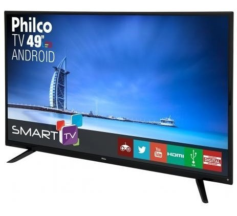 Smart Tv Led 49 Philco