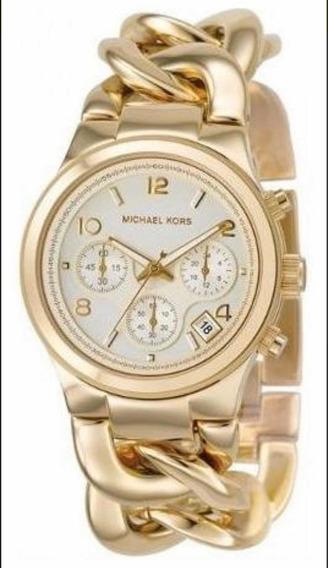 Relógio Michael Kors Dourado Mk3131
