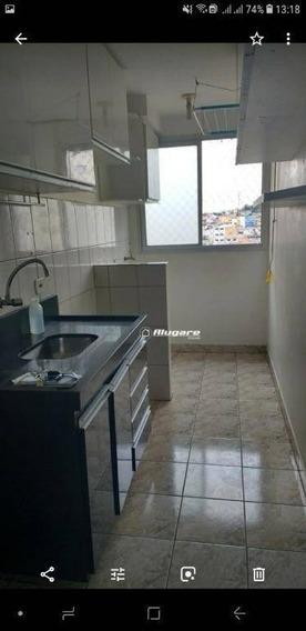 Apartamento Com 2 Dormitórios À Venda, 54 M² Por R$ 180.000,00 - Jardim Maia - Guarulhos/sp - Ap2530
