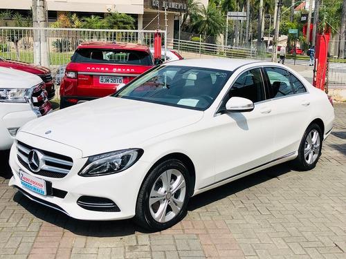 Mercedes-benz C 180 1.6 Cgi Turbo Único Dono , Ipva Pago