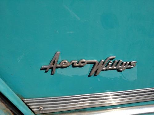 Willys Aero Willys