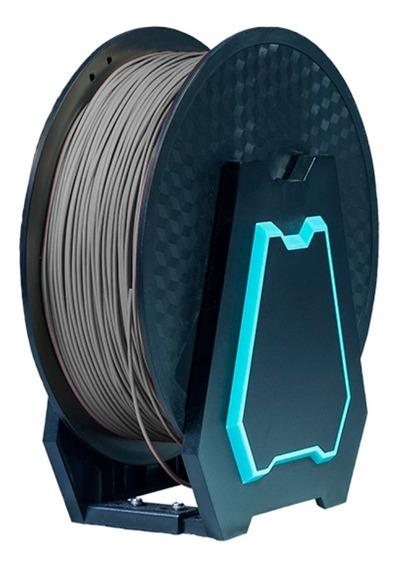 Filamento 3d Rise Pla 1,75mm Cinza 1kg