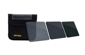 Kit De Filtros Tiffen 4x4 3 Filtros Nd.6 Nd.9 Nd1.2 #