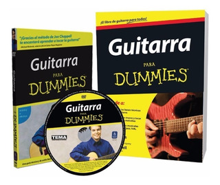 Guitarra Para Dummies + Audios + 2 Increibles Regalos