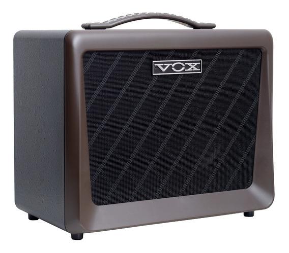 Amplificador Para Violão Vox Vx50-ag Vx Series