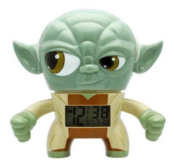 Reloj Digital Starwars Yoda Outlet - Lego & Bulbbotz Oficial