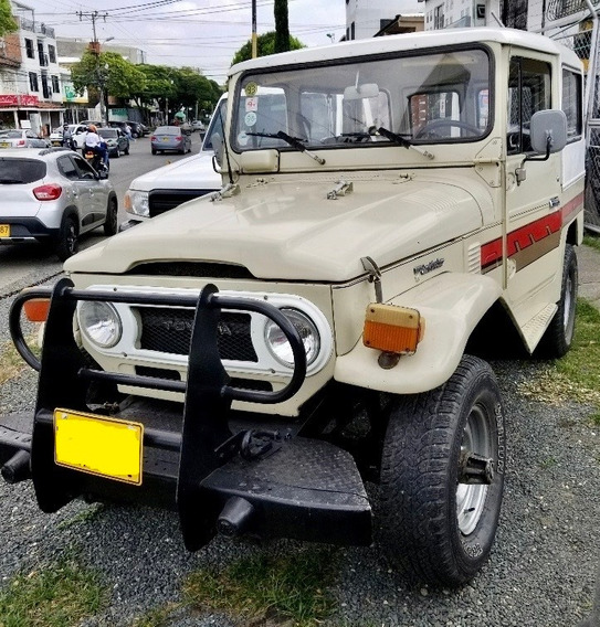 Toyota Land Cruiser Jeep 1977 Motor 2f