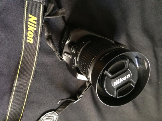 Câmera Fotográfica Nikon D5100 Full Hd