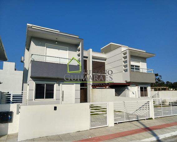 Ótima Casa, Semi-mobiliada Em Condomínio Residencial A Venda No Rio Vermelho, Florianópolis. - Ca00137 - 32855871